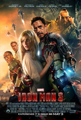 دانلود فیلم Iron Man 3 مرد آهنی ۳