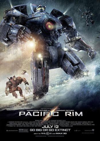 دانلود دوبله فارسی فیلم حاشیه اقیانوس آرام – Pacific Rim 2013