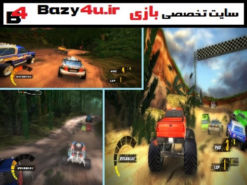 off road racers