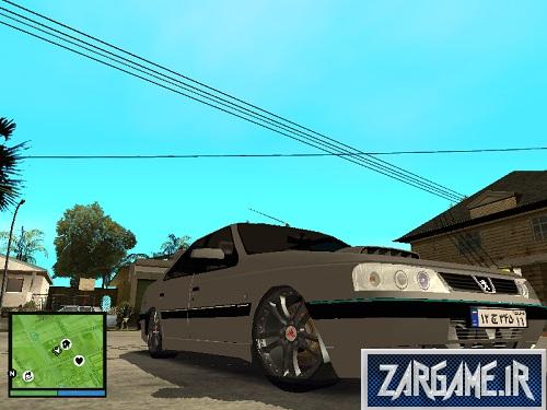 دانلود 405 SLX اسپرت برای (GTA 5 (San Andreas