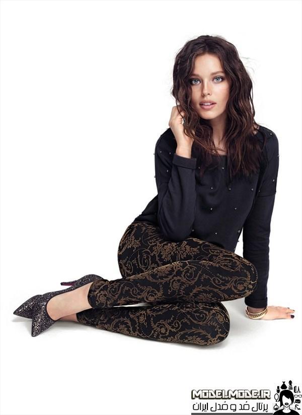 مدل لباس زنانه پاییز Calzedonia