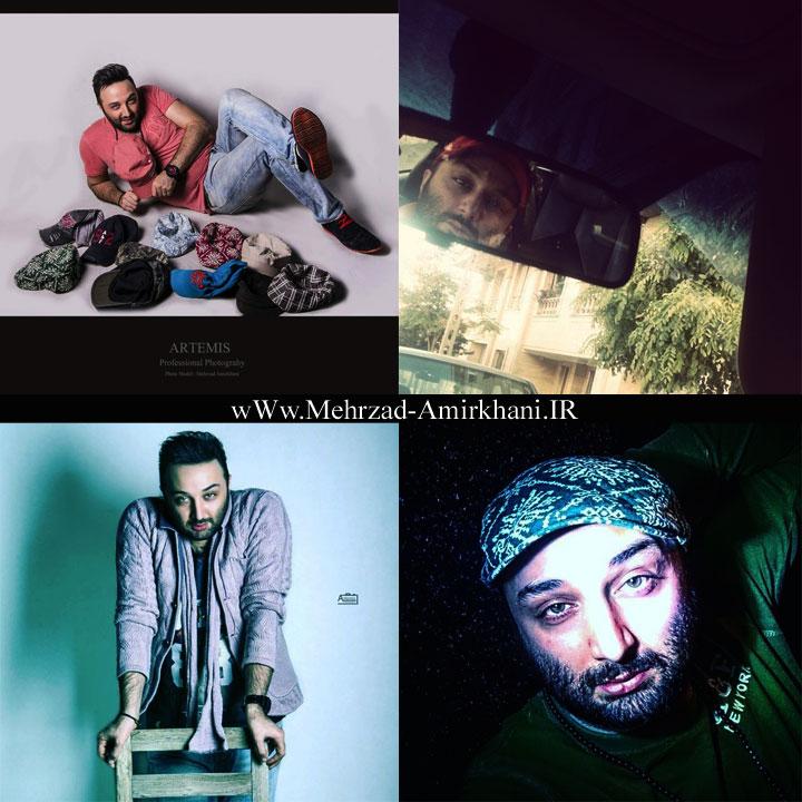 عکسهای تکی مهرزاد امیرخانی - سری سی و شیشم