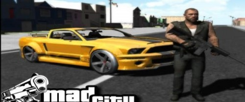 دانلود بازی شهر دیوانه Mad City Crime v1.18 اندروید