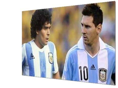 دانلود کلیپ زیبای مقایسه دیدنی مسی و مارادونا