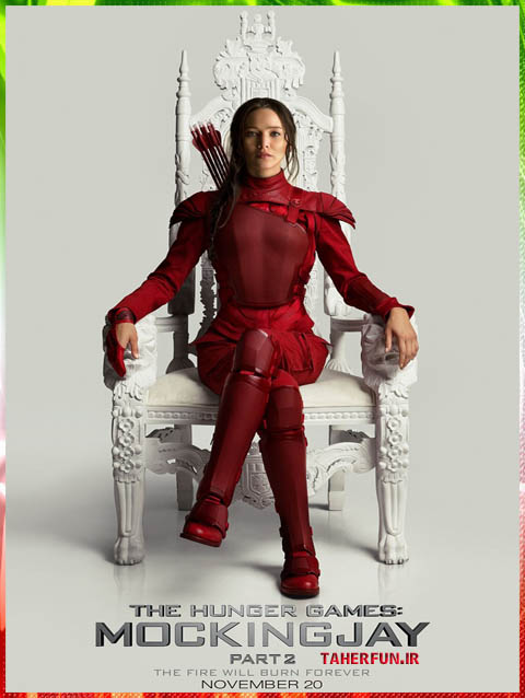 (The Hunger Games: Mockingjay - Part 2 (2015
