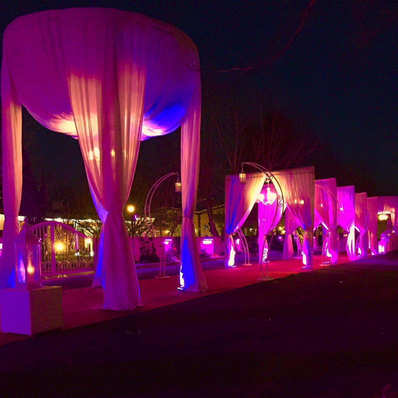 باغ عروسی یاسین