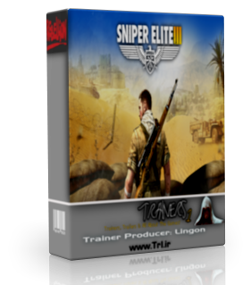 ترینر بازی (Sniper Elite 3 (+6