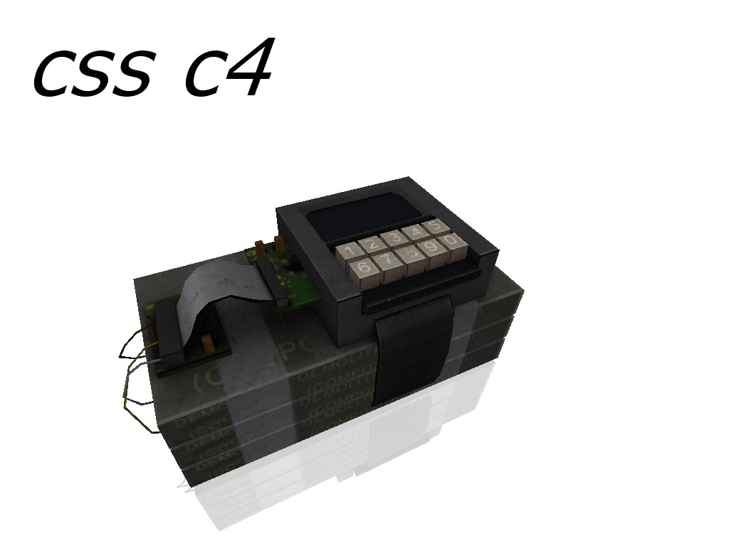 دانلود اسکین بمب c4_css