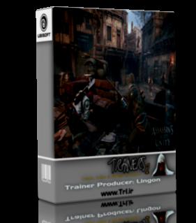 ترینر بازی Assassins Creed Unity نسخه 1.3(Lingon)