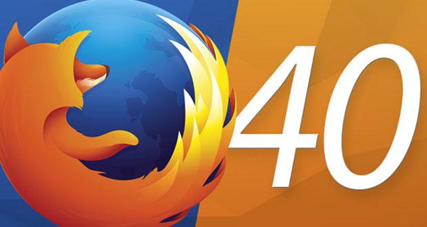 دانلود کنید نسخه جدید مرورگر فایرفاکس برای هماهنگی بیشتر با ویندوز ۱۰ منتشر شد