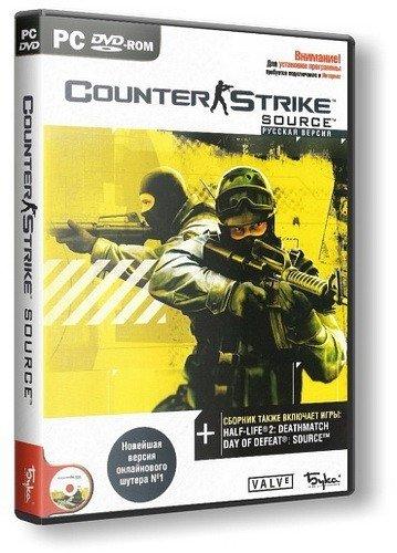 دانلود بازی Counter Strike: Source  برای کامپیوتر