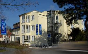 معرفی هتل آویو آم فلاغافن آلمان