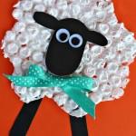 گوسفند با کیسه حبابدار