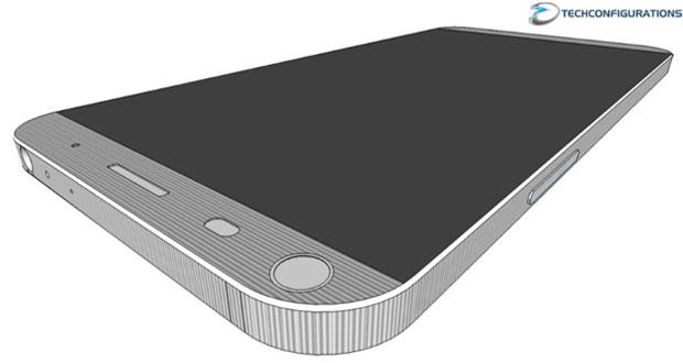رندر جدید الجی G5 منتشر شد؛ صفحه نمایش ۵.۶ اینچی با وضوح ۲Kو دو دوربین در پشت