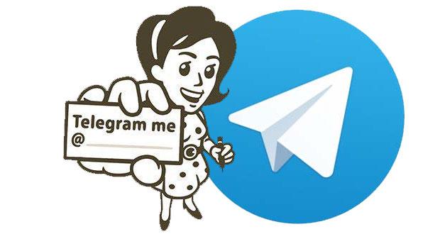 دامنه telegram.me ، بیستمین سایت پربازدید در ایران !
