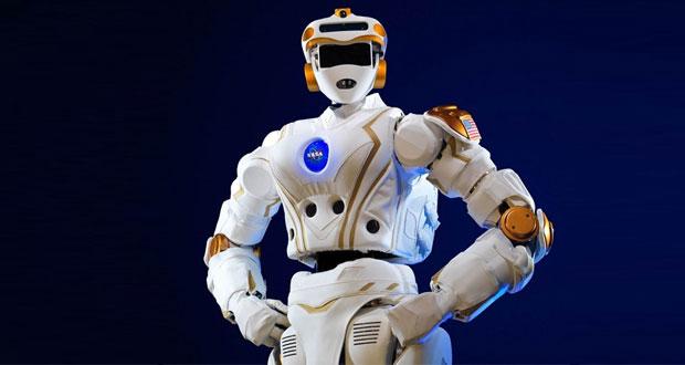 ناسا رباتهای انساننمای خود را به مدرسه فرستاد !