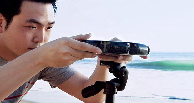 احتمال معرفی دوربین واقعیت مجازی Gear 360 سامسونگ در کنار Galaxy S7