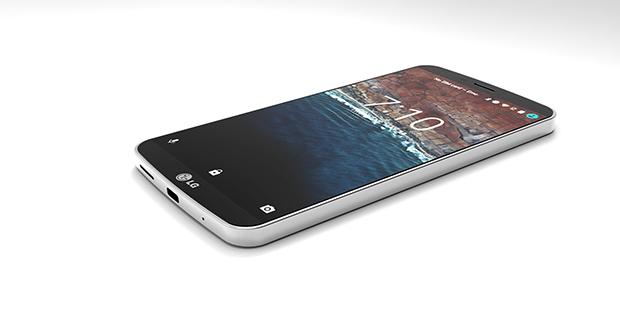 جدیدترین طرح مفهومی گوشی ال جی جی ۵، متفاوت با آنچه پیش از این دیده بودیم