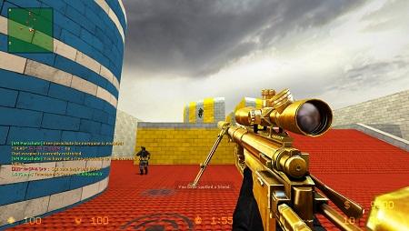 فیلمی از بازی خودم در مپ awp_lego_2010_new
