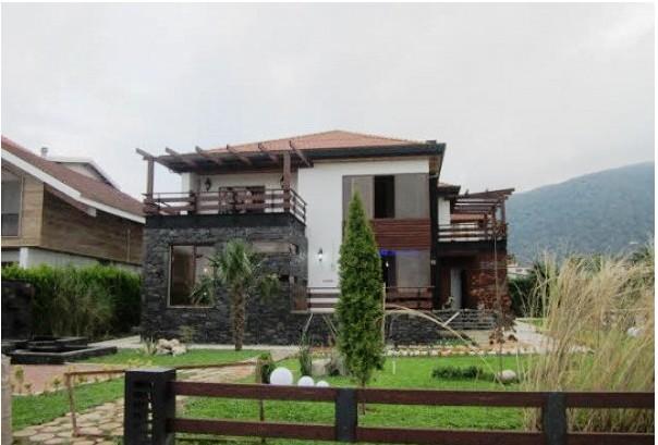 فروش خانه ویلایی رویان مازندران 800متر زمین