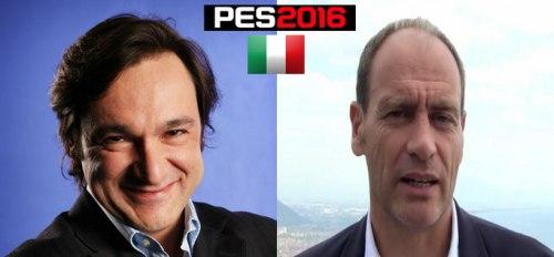 دانلود گزارشگر ایتالیای برایPES2016