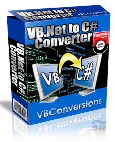 دانلود نرم افزار سی شارپ (تبدیل کد های برنامه نویسی به سی شارپ) VB.Net to C# Converter 3.12