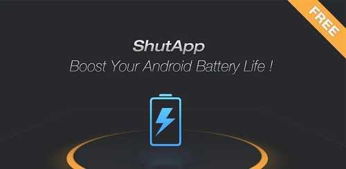 دانلود برنامه کاربردی اندروید ShutApp Premium – Real Battery Saver v2.33