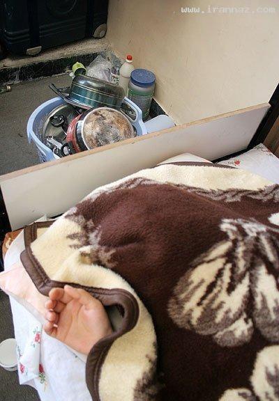 عکس هایی از داخل خوابگاه دختر خانم های ایرانی!!