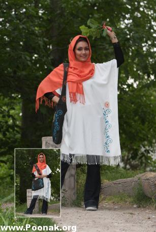 عکسهایی از جدیدترین مدل های لباس زنانه با طرح زیبای ایرانی