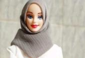 عروسک های باربی با حجاب آمدند + تصاویر