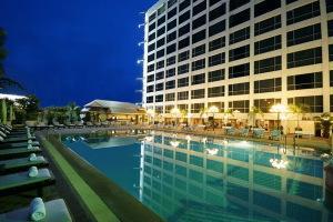 معرفی هتل  بانکوک پالاس