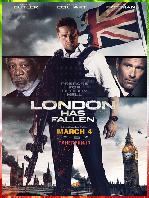 (London Has Fallen (2016