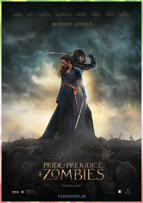 (Pride and Prejudice and Zombies (2016
