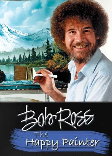 دانلود مستند Bob Ross: The Happy Painter 2011