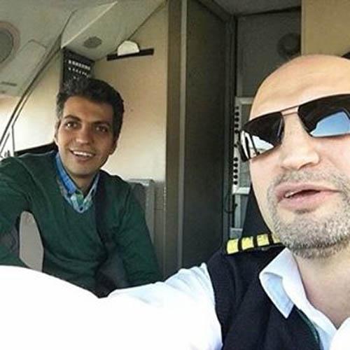 عادل فردوسی پور ، دوست دارد در این مکان متفاوت بمیرد + عکس