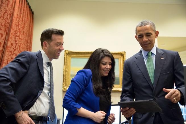با چهار زن ایرانی در کاخ سفید آشنا شوید + تصاویر