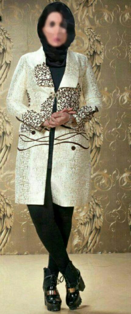 مدل مانتو اسپرت مجلسی 2016