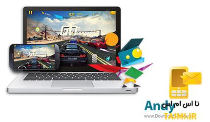 Andy 46.2.150 x86/x64 نصب برنامه های اندروید در ویندوز