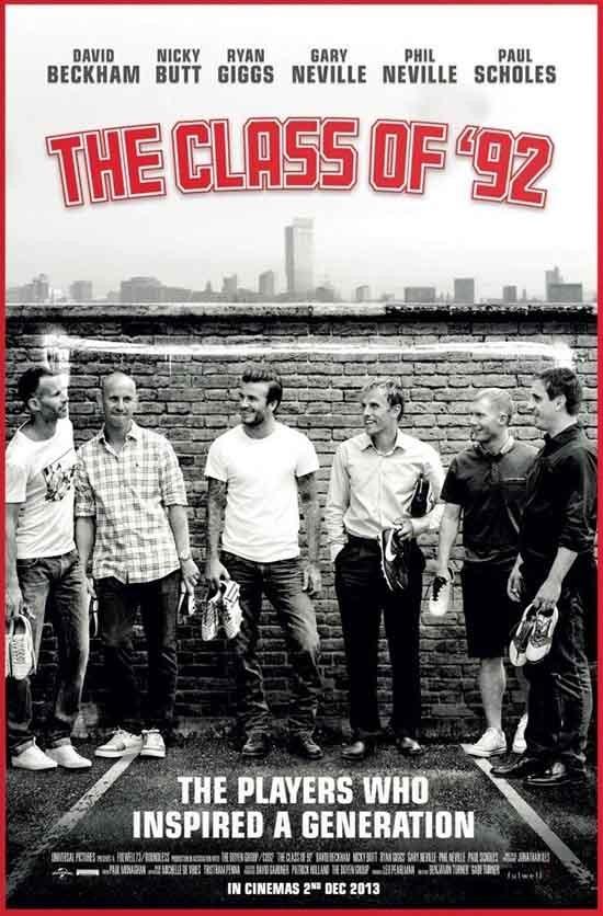 دانلود دوبله فارسی مستند The Class of 92 2013
