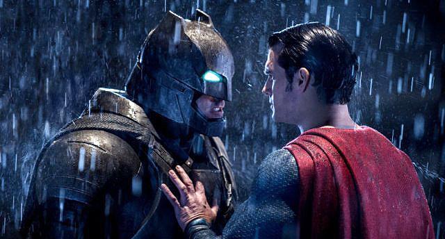 ( Batman v Superman: Dawn of Justice )