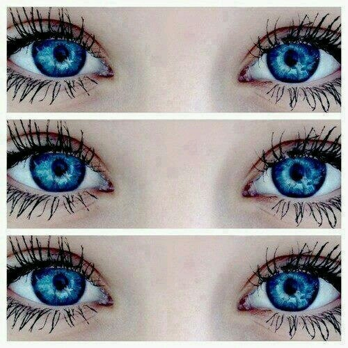 چشمان وحشی