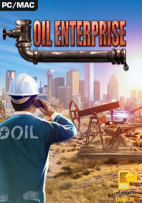 دانلود بازی Oil Enterprise برای PC