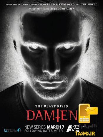 دانلود فصل اول سریال دامین – Damien Season 1 2016