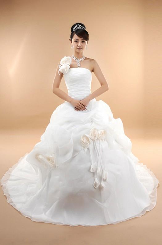 مدل لباس عروس کره ای 2015