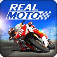 دانلود Real Moto 1.0.180 بازی موتورسواری مسابقه ای برای اندروید