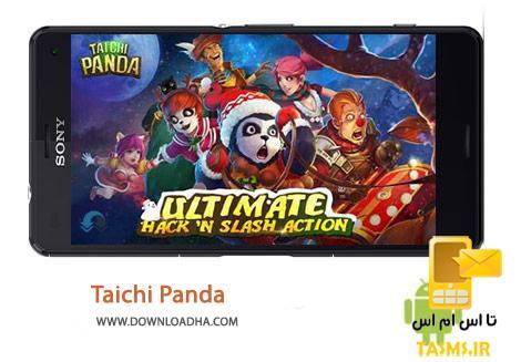 دانلود بازی اکشن پاندای تایچی Taichi Panda 2.16 برای اندروید