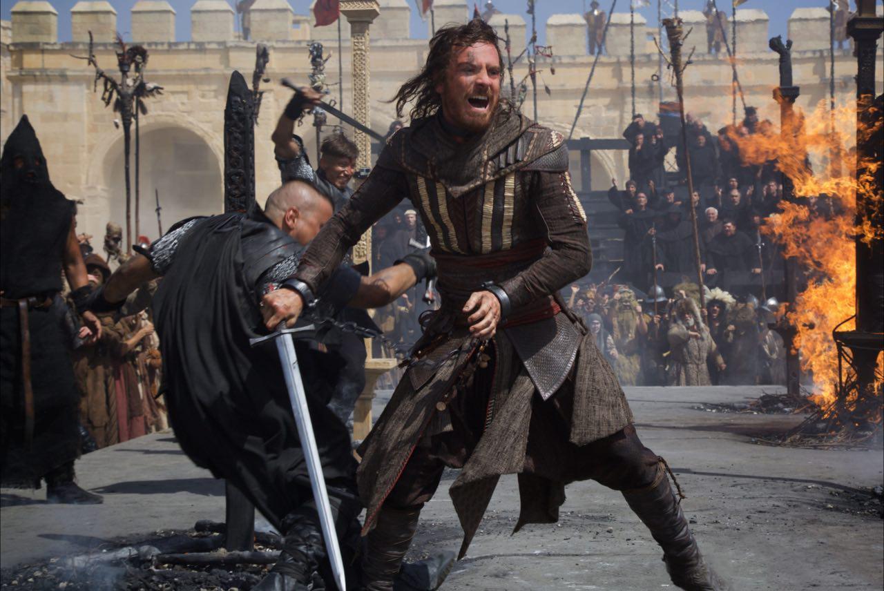 دانلود تریلر فیلم (Assassins Creed (2016