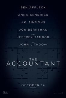 دانلود تریلر فیلم (The Accountant (2016