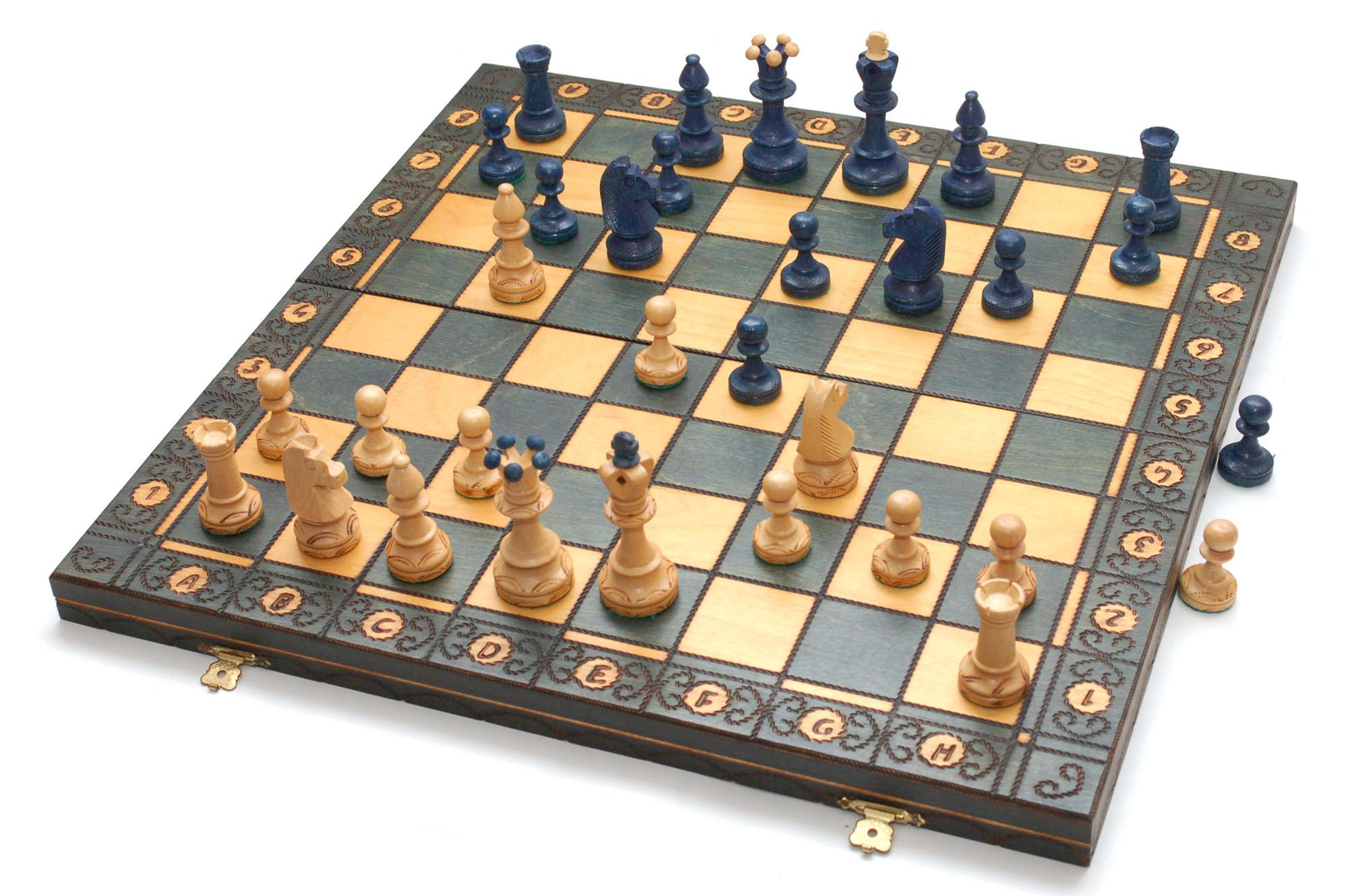 طراحی شطرنج با پرینتر سه بعدی