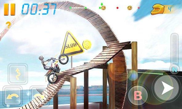 بازی مسابقات موتورسواری   Bike Racing 3D